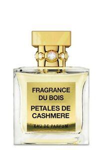 Fragrance Du Bois Petales De Cashmere Eau de Parfum 50ml EDP New Without Box