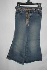 Oshkosh B'Gosh Girls Western Boot Cut Jeans - Size 5 - Very Cute & Unique