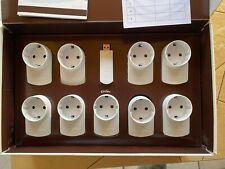 Plugwise Home Basic Set mit 9 Geräten, Messen, Erfassen, Schalten, Sparen