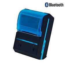 Mini Portable Bluetooth Wireless Receipt Thermal Printer Android/iOS/PC Recharge