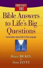 Bible Answers to Life's Big Questions: Conversations About Faith in-ExLibrary