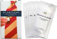 Silk & Clean Wipes (Box of 5 Wipes)