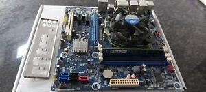 Intel DH67BL Motherboard 1155 socket, Intel i3-2120 + HSK, 4GB DDR3 1333Mhz Mem