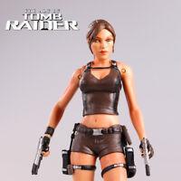 "NECA Tomb Raider Underworld Lara Croft PVC Action Figure 7"" 18CM New in Box"