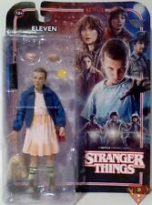 "ELEVEN NETFLIX Stranger Things 6"" inch Action Figure McFarlane Toys 2017"