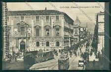 Catania Città Foto cartolina QQ0228