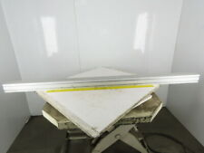 FlexLink Style 100x100mm Aluminum Modular Table Top Conveyor Center Beam 2254mm