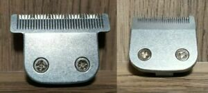 Genuine Wahl OEM Replacement T BLADE + Standard Blade Lithium Ion Trimmer Heads