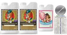 Advanced Nutrients Connoisseur Coco Bloom A B 1L Bud Candy 250mL w/Card Pipette