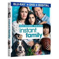 Instant Family [Blu-ray/DVD] [2018]