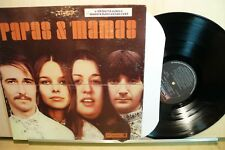 The Mamas And The Papas: Exchange Faces (strongVG+ Dunhill Gimmix) self titled &