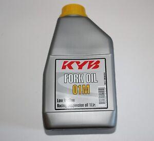 HUILE Fourche KAYABA / KYB 01 M - 1 litre Huile de fourche Racing Moto