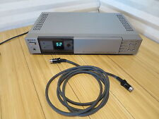 SONY VTX-1000R PLL Frequency Synthesized Analog Component TV Tuner Powers On