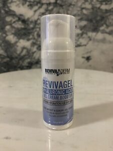 RevivaGel Hyaluronic Acid Gel Cream Hydro-boost New and Sealed