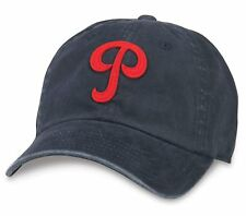 American Needle Philadelphia Stars Archive Slouch Adjustable Hat