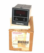 NEW CHROMALOX 3913-70112  TEMPERATURE CONTROLLER 0-1999 DEG. F TYPE K 391370112