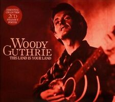 This Land Is Your Land [Metro] [Digipak] by Woody Guthrie (CD, Jul-2011, 2...