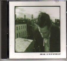 (BL764) Kirk Lake, So You Got Anything Else? - 1995 CD