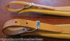 Quality Italian Accordion Straps Italcinte 312a Leather with padding