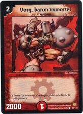 Duel Masters n° 80/110 - Vorg, baron immortel