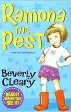 Ramona the Pest by Beverly Cleary (Paperback) Brand New Book, Free Shipping