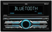 Boss Single Din USB SD AUX Radio Car Stereo Receiver Audio Bluetooth Enabled NEW