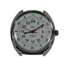 Russian Mechanical watch 24 hr military dial PILOT (0647)