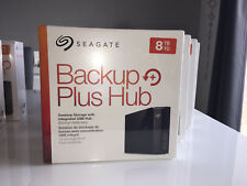 Disque dur Seagate Backup Plus 8 TO / 8TB USB 3.0 PC & MAC Neuf & garantie 2 ans