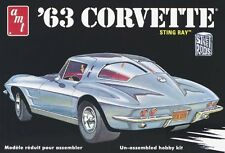 AMT [AMT] 1:25 1963 Chevy Corvette Plastic Model Kit AMT861