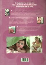 Livre massages pour vous et votre bébé Caty Guzman book