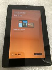 "Amazon Kindle Fire HD 7 SQ46CW 8GB Wi-Fi 7"" (4th Gen) Black tablet FREE SHIPPING"