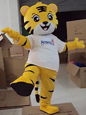 new Tiger Adult Halloween Cartoon Mascot Costume party game Birthday Fancy Dress
