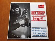 ALEX HARVEY PS EP... sonido Liverpool (POLYDOR EPH 50 930 - SPAIN 1964) ORIGINAL