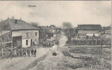 Postcard WWI German Army Occupation of Sommepy-Tahure France E4