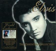 Elvis Presley - Essential Collection - Collector's Limited Edition CD Album 1994