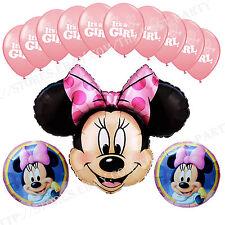 Globo De Papel De Aluminio Orbz Transparente De Mickey Mouse
