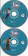 The Sims Unleashed Expansion Pack  (2 PC CDs and key)