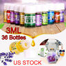 3ml x 36 Pure Natural Essential Oils Aromatherapy Therapeutic Grade Set US STOCK