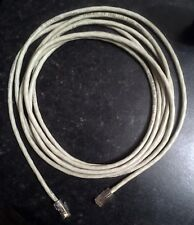 High Performance Category 5 UTP Patch Cable 4m Grey