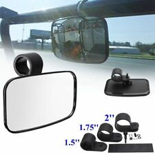 Universal Center Rearview Mirror For ATV UTV Off Road Wide Clear Rear View