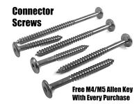Pro-Struct Structural Timber Screws Torx Drive Washer Head Timber Spax Wirox