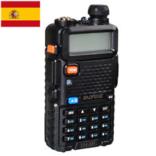 BaoFeng UV-5R 136-174/400-520MHz Dual-Band DTMF FM ham 2 way radio Walkie Talkie