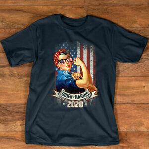 Rosie Riveter Biden Harris 2020 Joe Kamala Democrat Women T-Shirt
