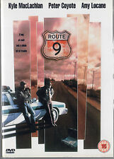 Route 9 - DVD - Kyle MacLachlan, Peter Coyote, Amy Locane