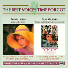 Peggy King & Pam Garner Lazy Afternoon + Sings Ballads For Broken Hearts