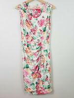 [ DIANA FERRARI ] Womens Floral Print Dress | Size S or AU 10