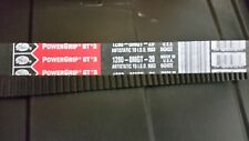 Gates TP1280-8MGT-20 PowerGrip GT2 Twin Power Belt 9232-0045