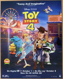 Toy Story 4 35mm Film Cell strip very Rare var_a