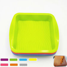 Silicone Large Square Cake Mould Chocolate Soap Candy Jelly Mold Baking Pans
