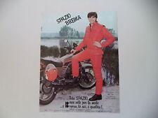 advertising Pubblicità 1983 BREMA e MOTO KAWASAKI GPZ 550